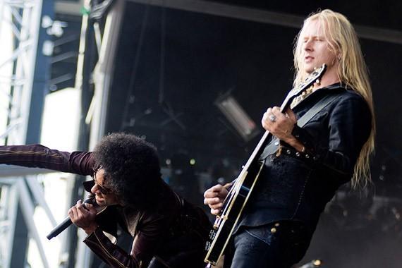 Alice in Chains en vivo