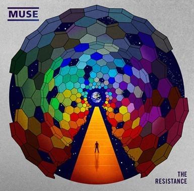 "Arte del álbum ""The Resistance"""