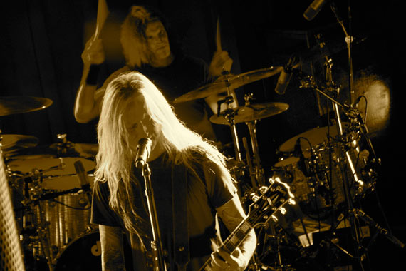 Alice in Chains n vivo
