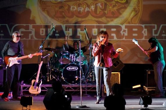 Aguaturbia en el Circus Rock 2009