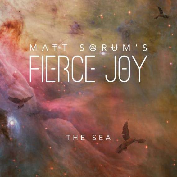 Matt Sorum's Fierce Joy - The Sea (single, 2014)