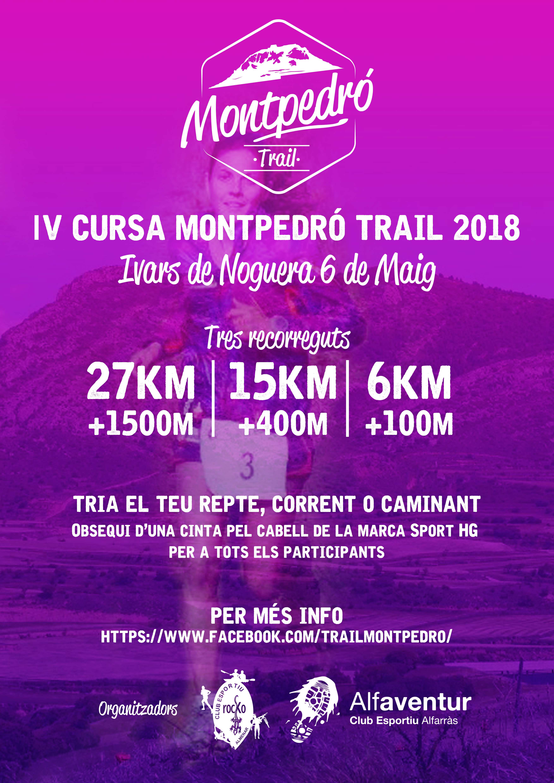 IV Cursa de muntanya Montpedró Trail