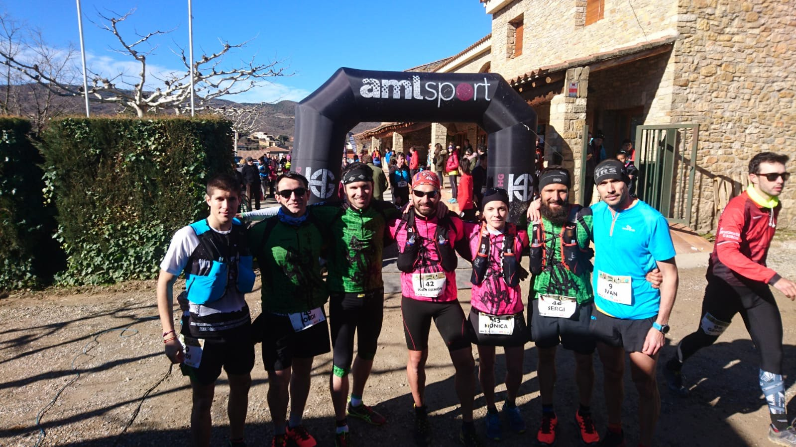 TRAIL VALL D'AGER'18