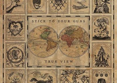 """Stick To Your Guns: """"True View"""""""