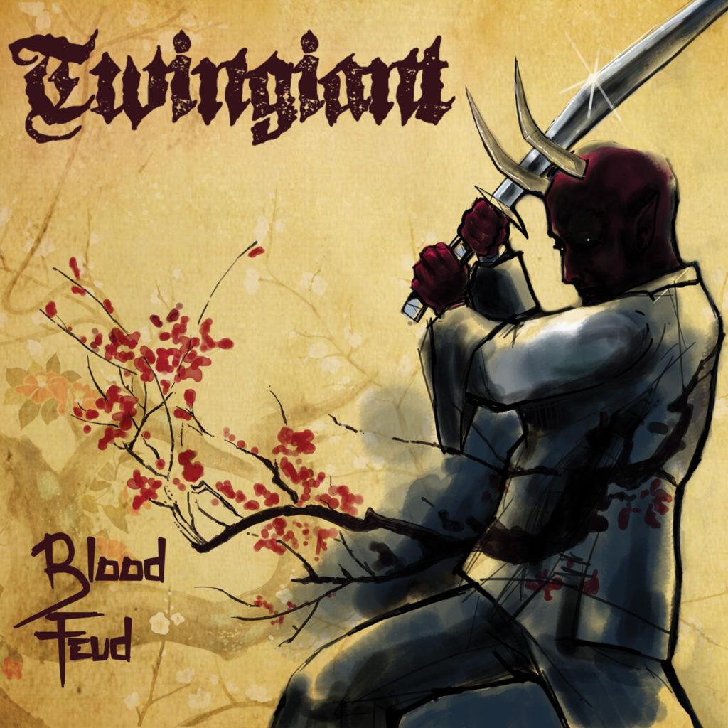 """Twin Giant: """"Blood Feud"""""""