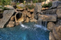 Swimming Pool Rock Slides Archives - Rock of Ages Pools ...