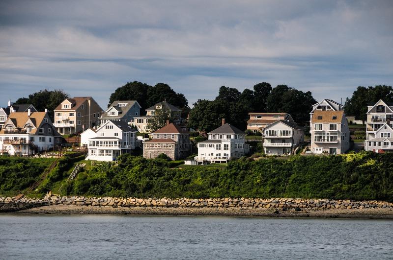 Quincy houses