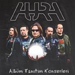 AURA Albüm Tanıtım Konserleri