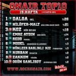 OnAir Top10 Sonuçları - 15.Hafta