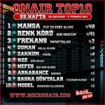 OnAir Top10 Sonuçları - 22.Hafta