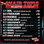 OnAir Top10 Sonuçları - 25.Hafta