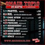 OnAir Top10 Sonuçları - 27.Hafta