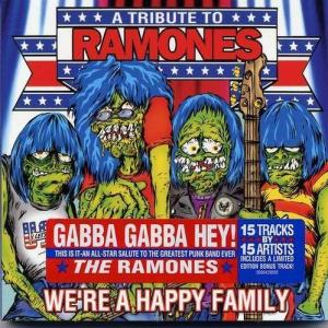 Tribute to Ramones - We're a happy family