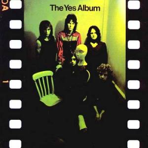 Yes - The Yes Album, 1971 (re-release)