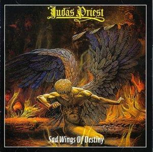 Judas Priest - Sad Wings Of Destiny, 1976 (re-release)
