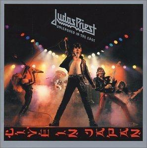 Judas Priest - Unleashed in the East, 1979 (re-release)