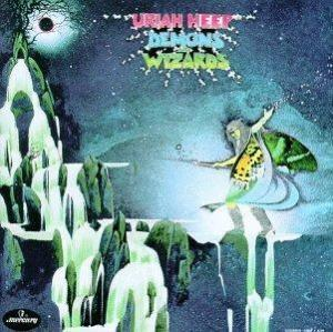 Uriah Heep - Demons And Wizards, 1972 (re-release)