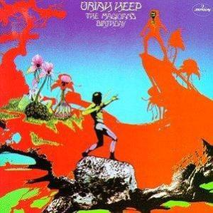 Uriah Heep - The Magician's Birthday, 1972 (re-release)