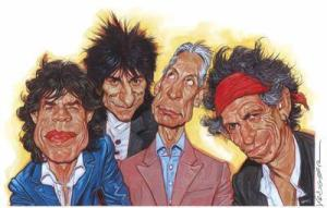 I know they are only Rolling Stones, but…