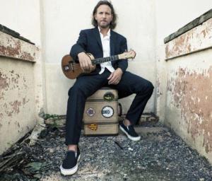Eddie Vedder streama album Ukulele Songs