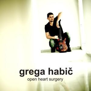 Grega Habič izdal nov album