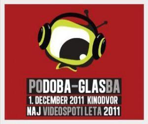 Naj videospoti leta 2011 – 1. decembra ob 21h v Kinodvoru!