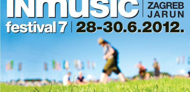 V sodelovanju z organizatorjem vam podarjamo 1 festivalsko vstopnico in 2 x 1 majico za INmusic Festival, ki bo od 28. junija do 30. junija 2012, na Otoku hrvaške mladine ob jezeru Jarun v Zagrebu.