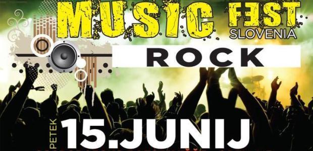 V sodelovanju z organizatorjem vam v nagradni igri poklanjamo 2 x 1 vstopnico za Music Fest Slovenia, ki bo 15.6.2012 na Gospodarskem razstavišču.