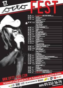 Orto fest 2016 program