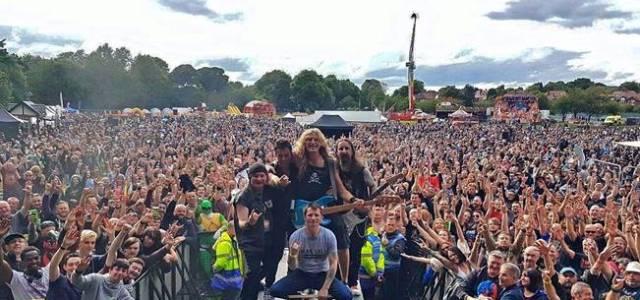 Higher On Maiden so skupina petih odličnih angleških glasbenikov, ki so v svoji izjemno dolgi karieri nastopali po celi Evropi, v Veliki Britaniji in v Aziji.