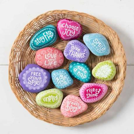 Inspirational Quotes Will Rock Our Painted Rocks Rock Painting Guide
