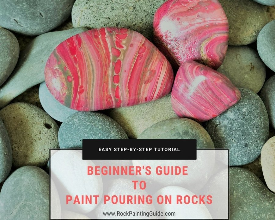 paintpouringonrocks