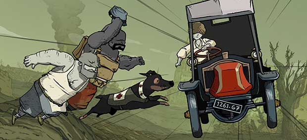 Image result for valiant hearts