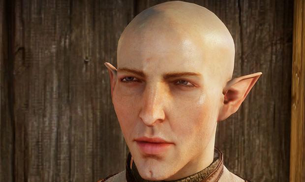 Dragon Age The Ferelden Scrolls Day 2 The Solas Effect