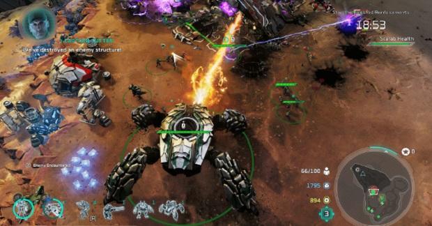 Halo Wars 2 Review PC Rock Paper Shotgun
