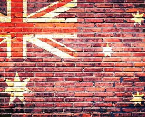 Image of the flag of Australia
