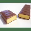 Image of a perky nana chewy banana bar from Cadbury New Zealand Chocolate coated chewy bar