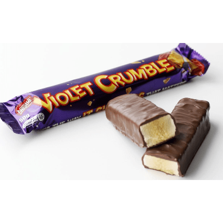 nestle violet crumble