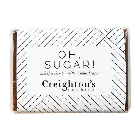 Image of OH, SUGAR! SUGAR-FREE MILK CHOCOLATE BAR