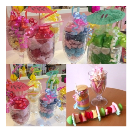 Image of candy workshop parties