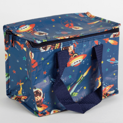 Image of the insulated spaceboy lunch bag