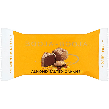 Image of Almond Salted Caramel Chocolate Truffles