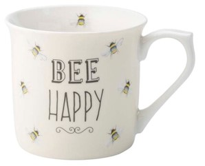 image of the Be Happy English Tableware Mug