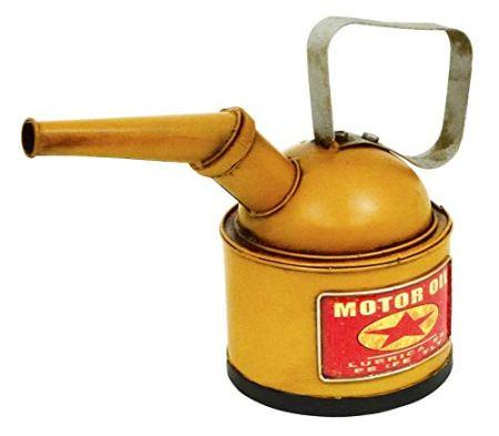 Image of the kreatif kraft oil can moneybox