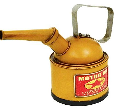 Image of the kreatif kraft oil can moneybox