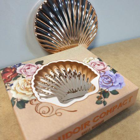 image of a boudoir compact mirror