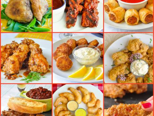 45 great party food