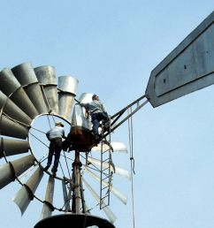 20 foot aermotor windmill rock ridge windmills [ 1024 x 768 Pixel ]