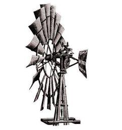 repairing a old aemotor windmill rock ridge windmills [ 1024 x 768 Pixel ]