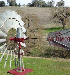 overhauling a aermotor windmill rock ridge windmills [ 1024 x 768 Pixel ]